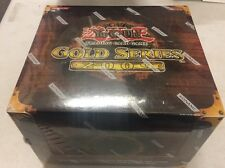 Yugioh Gold Series 2009 Booster Pack Box For Card Game TCG CCG