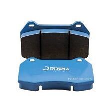 INTIMA TYPED FRONT BRAKE PAD FOR Honda Integra 2001-2004 DC5 Type R (Non Brembo)