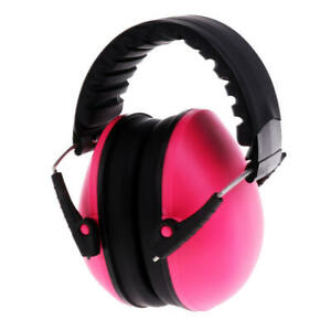 1X Noise Canceling Insulation Ear Muffs Hearing Protection Defenders For Kids