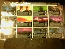 The Chronicles of Riddick Rittenhouse promo/ insert lof