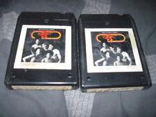 Jackson Five 5 Anthology 8 Track Tape Set Michael Jackson vol 1 2