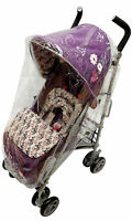 Raincover Compatible with Chicco London Stroller