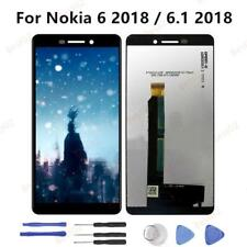 For Nokia 6.1 2018 TA-1043, TA-1045, TA-1089 1016 LCD Screen Touch Digitizer BT2