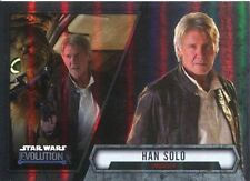 Star Wars Evolution 2016 Base Card #45 Han Solo - Smuggler