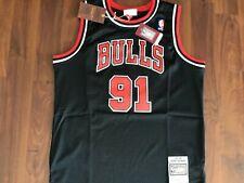 Dennis Rodman Chicago Bulls Youth Kids XL Mitchell & Ness Swingman Jersey