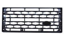 Land Rover Defender TERRAFIRMA - Matt Black Honeycomb Front Grille - TF283