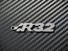 VW R32 Golf GTI Emblem Schlüsselanhänger Edelstahl Key Chain Z005