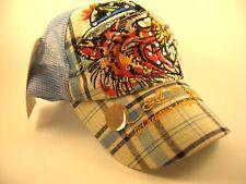 NWT Ed Hardy Hat - Tiger - Mesh back - Snapback - FREE Shipping!