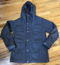 The North Face Purple Label Bayhead Cloth Jacket Gray S Small Japan Only!