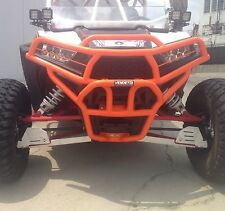2016 2015 2014 Polaris RZR XP 1000 & Turbo New Viper Front Bumper In Orange