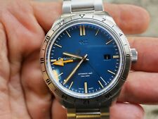 Cristopher Ward C65 Trident GMT automatico 3 bracciali