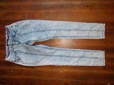 Rewash Acid Washed Skinny Jeans Women's Junior Size 5