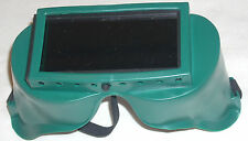 Gateway 2 x 4 1/4 Gas Welding Safety Goggles Shade 5 Fixed Lens