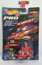 1998 Alex Zanardi Target Chip Ganassi Racing Reynard Hot Wheels Pro DieCast
