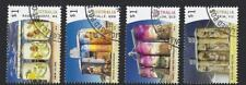 AUSTRALIA 2018 SILO ART SET OF 4  FINE USED
