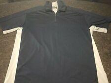 Nike Sphere React Dri-Fit 1/4 Zip Men's Short-Sleeve Golf Shirt; Size 2Xl