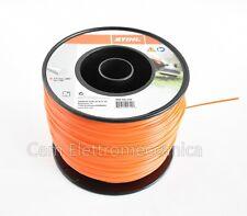 Bobina filo nylon tondo Stihl 2,4 mm da 253 metri per decespugliatore