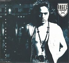 Angel x in The Name Of Love (PROD. by Michael Cretu) [Maxi-CD]