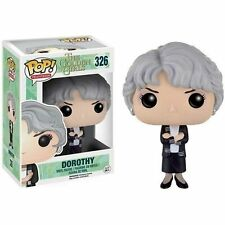 Funko Pop! Television: The Golden Girls DOROTHY Figure #326 w/ Protector