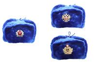 USCHANKA PELZMÜTZE RUSSLAND ARMEE UDSSR CCCP TSCHAPKA WINTERMÜTZE RUSSIA SCHAPKA