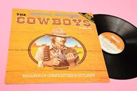 Johnny Cash LP Cowboys Volume One NM