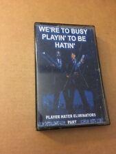 DJ KaySlay Player Hater Eliminators #3 NYC 90s Hip Hop Mixtape Cassette Tape Rap