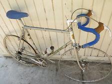 RARE MASERATI 57/58 CM  CAMPAGNOLO  ROAD BICYCLE VINTAGE CINELLI BARS STEM