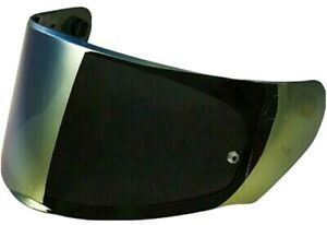 Visor Original Helmet Ls2 ff320 ff353 353 ff800 Black Clear Mirror