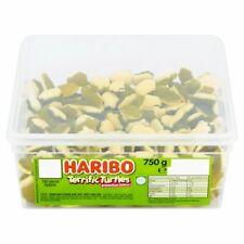 HARIBO formidabile TARTARUGHE gusto bubblegum-VASCA COMPLETA 750g-circa 300 Caramelle