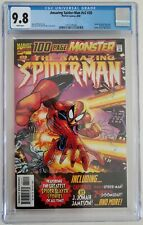 AMAZING SPIDER-MAN  V.2  20  CGC 9.8 - 2128819025 - 100 pages!
