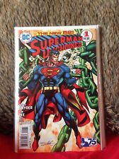 SUPERMAN UNCHAINED # 1 VARIANT EDITION NEAL ADAMS DC  COMICS