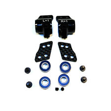 OFNA/Team C TS4 Aluminum Cnc Rear Option Hub +1 (TU0431) 60323