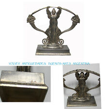 Nice antique WMF silverplate silver plated knife rest holder 18 cm x 15 cm
