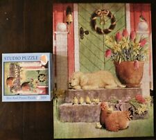 Bits And Pieces Sunny Afternoon 1000 Piece Jigsaw Puzzle ****FREE SHIPPING****
