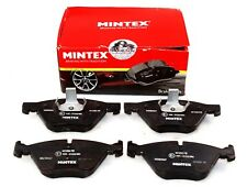 MINTEX FRONT AXLE BRAKE PADS FOR BMW 5 E60 TOURING MDB3067 (REAL IMAGE OF PART)