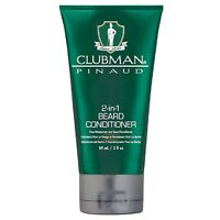 Clubman Pinaud 2-in-1 Beard Conditioner 3 oz (Pack of 2)