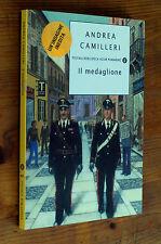 ANDREA CAMILLERI: Il medaglione  p. e. 2005  Mondadori PBO