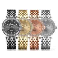 LVPAI Women's Fashion Watch Crystal Dress Watch Analog Quartz Wrist Watches