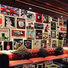 Moda 1 X Placa De Metal Póster Arte Pared Decoración Cueva Cafetería Bar Club imagen