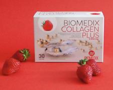 BIOMEDIX COLLAGEN PLUS STRAWBERRY - 100% marine collagen from NORWAY