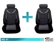 Toyota RAV4 RAV 4 Sitzbezüge Schonbezüge Sitzbezug Fahrer & Beifahrer 01