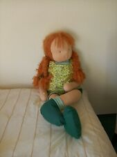Käthe Kruse original Waldorf Puppe, äußerst selten, 1 m groß
