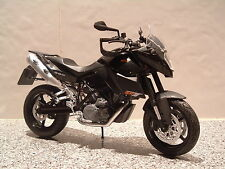 1:12 KTM 990 SMT SM-T 990SMT DUAL SPORT MODEL SUPERB DETAIL FANTASTIC BLACK
