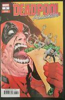 DEADPOOL ASSASSIN #3b variant (2018 MARVEL Comics) ~ VF/NM Book