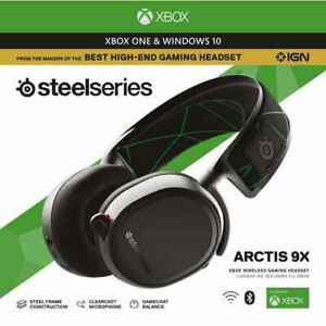 Casques avec Microphone SteelSeries Arctis 9X (Refurbished B)