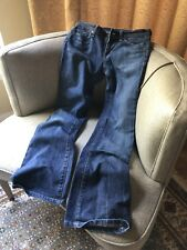 Pre Owned 7 seven for all mankind Size 26 Women Jeans
