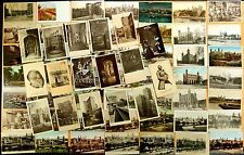 66 Vintage Postcards Tower of London & Tower Bridge Collection LONDON ENGLAND UK