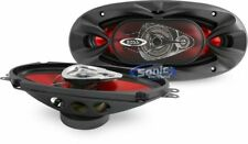 """4) NEW BOSS CH4330 4""""x10"""" 800W 3-Way CHAOS EXXTREME Car Audio Power Speakers"""