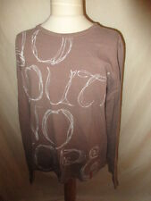 T-Shirt Levi's Brown Size 12 Years To - 50%