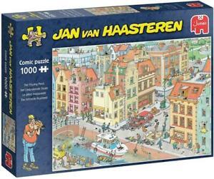 Jumbo Games Jan van Haasteren 1000 Piece Jigsaw - The MISSING PIECE